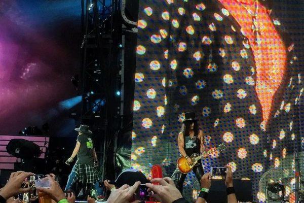 Guns N' Roses [10.07.2017: Ernst Happel-Stadion, Wien]