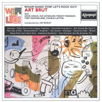Art Brut – Wham! Bang! Pow! Let's Rock Out!