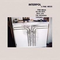 Interpol – A Fine Mess