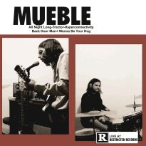 Mueble – Live at Restricted Records