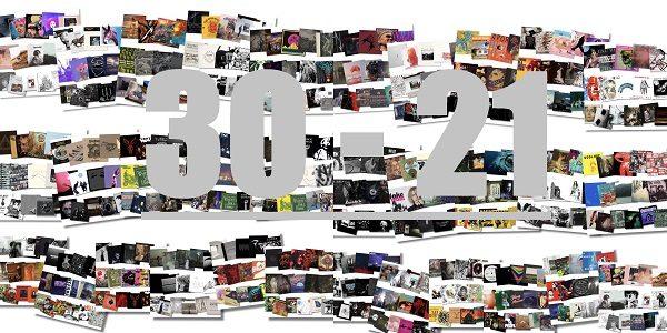 Die Alben des Jahres 2020: 30 – 21
