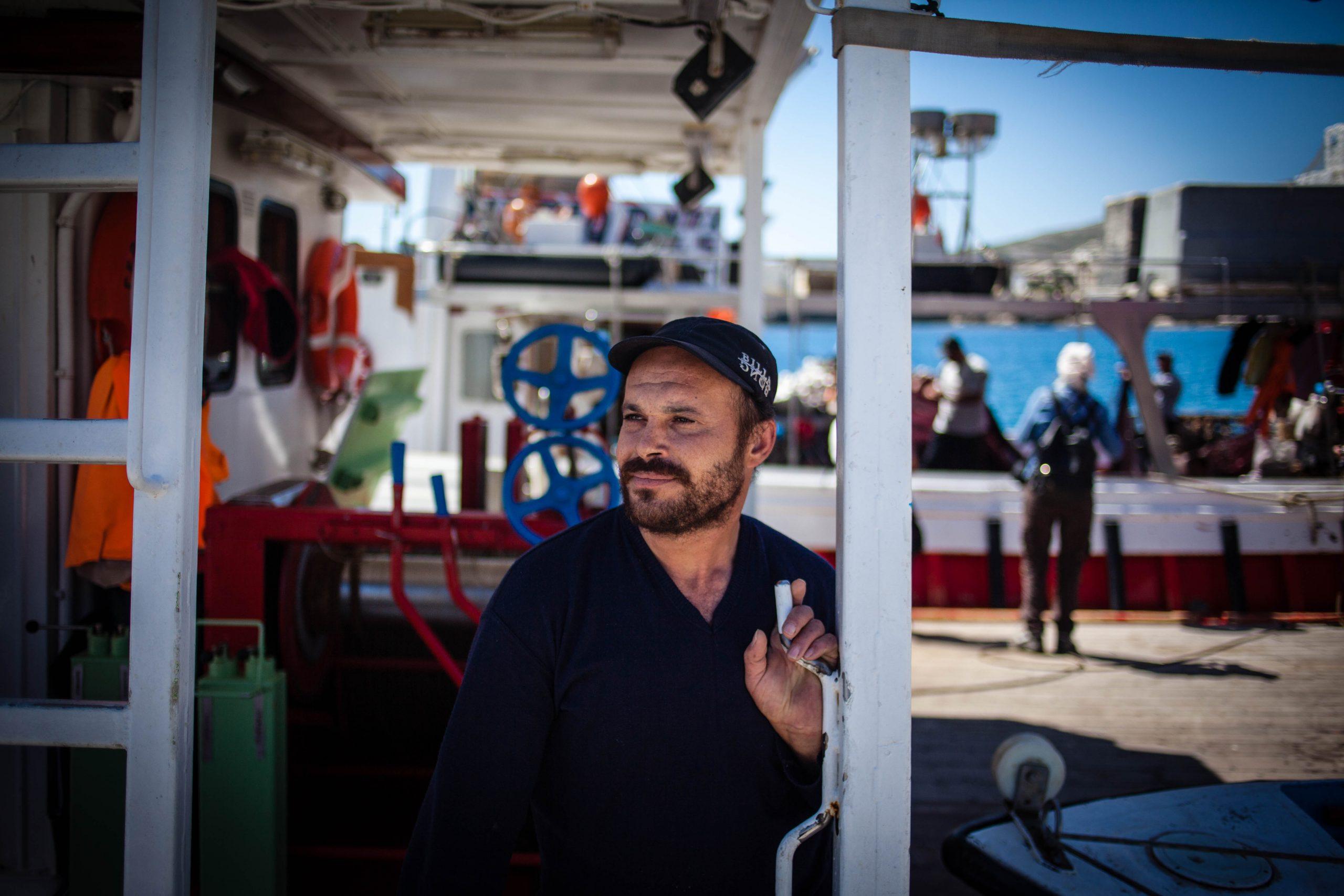 Fishermen of Folegandros