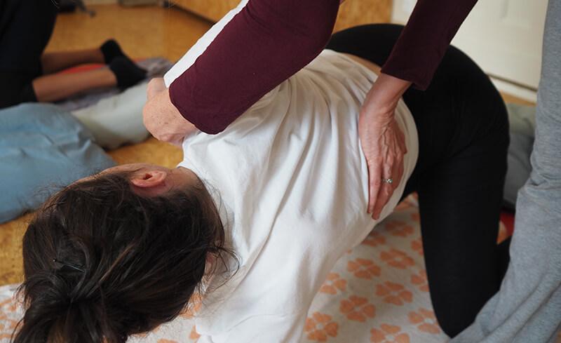Yoga Schwangerschaft Hebammenpraxis Schöneweide