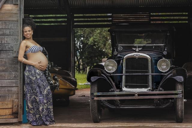 Autofahren während der Schwangerschaft