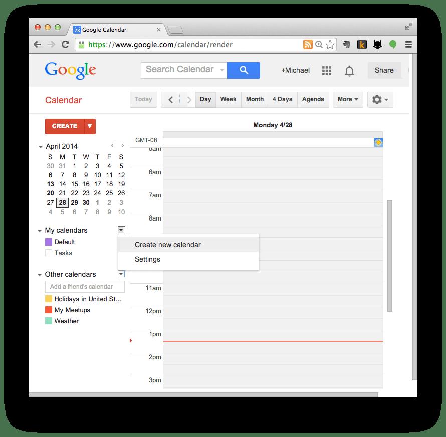 Image Result For Google Calendar Ics