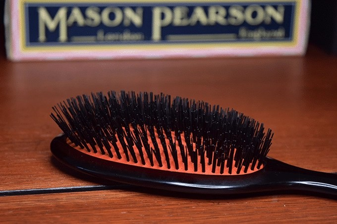 Mason Pearson Boar Bristle Brush Kop
