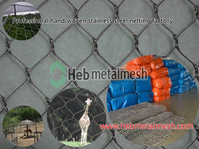 Deer fence, deer enclosure mesh