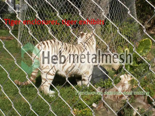 Zoo enclosures for tiger enclosure, tiger exhibit, tiger pen, tiger cages