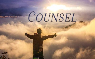 9th June 2020: Our Daily deLIGHT~3rd Day-Counsel