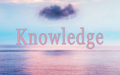 17th July 2020: Our Daily deLIGHT~6th Day-Knowledge