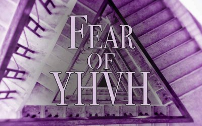 9th January 2021: Our Daily deLIGHT~7th Day-Fear of YHVH