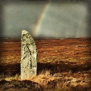 standing stone - uist - Hebridean Imaging - Yvonne Benting