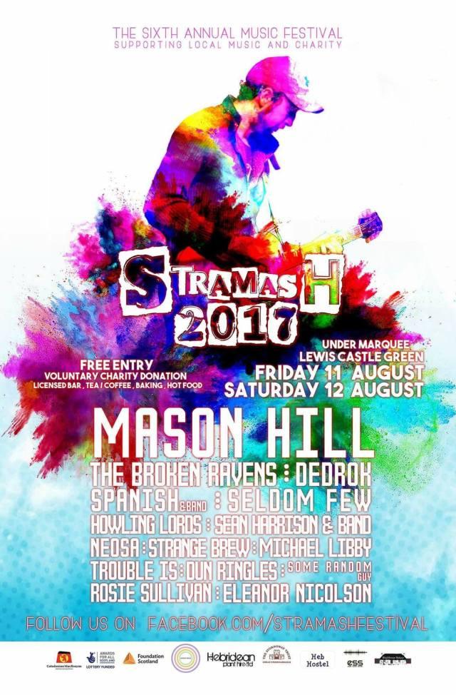 Poster for Stramash 2017
