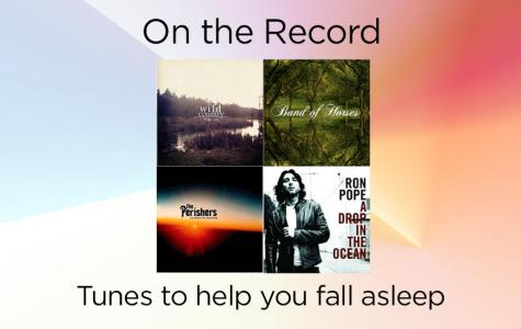 On the Record: Tunes to help you sleep
