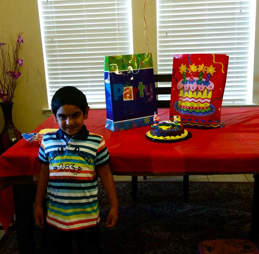 5+year+old+Hasu+is+smiling+bright+for+the+world+to+see+on+his+brithday.+