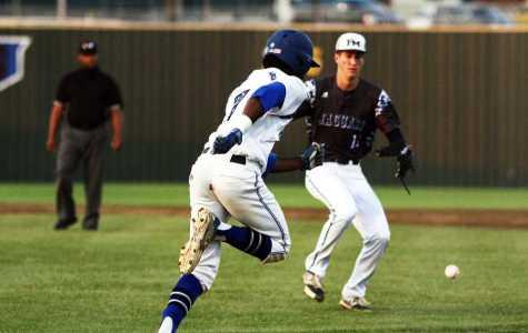 Varsity baseball vs. Flower Mound