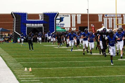 Football team prepares for sixth annual spring game