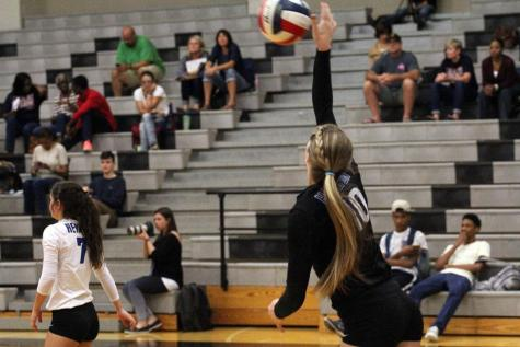 Lady Hawks secure a place in three-way district tie with win over Plano East