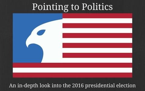 Pointing to politics