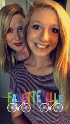 Avery and her mom Ashley on a trip to Arkansas in the summer of 2015.
