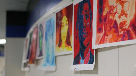 Art students advance to state art competition