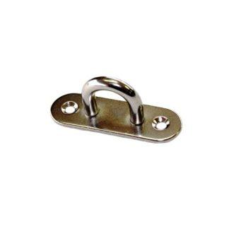 Deck Plate - SS316 2 Hole