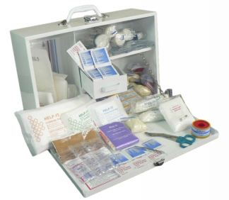 Industrial/Commercial 1-50 Person First Aid Kit