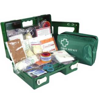 Industrial/Commercial 1-5 Person First Aid Kit