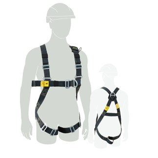 Miller KMAX 3 Welders Harness