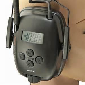 Radio & Bluetooth Earmuffs