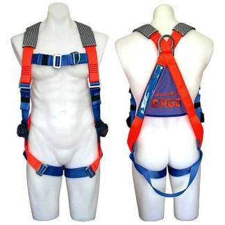 Spanset Scaffolders Harness