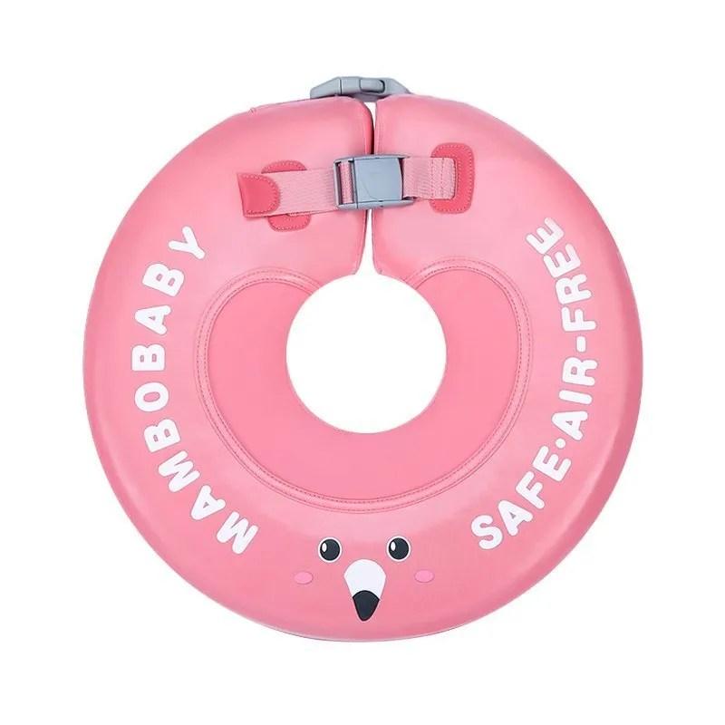 mambobaby neck float pink deluxe