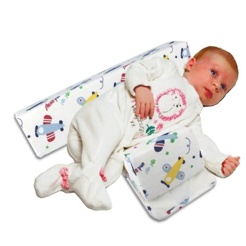 Newborn Infant Baby Side Sleeping Pillow