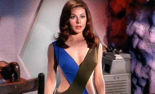 Las chicas de la serie original de Star Trek  (2/6)