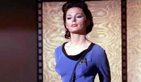 Las chicas de la serie original de Star Trek  (5/6)