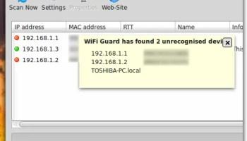 Network Host & Port Scanner for Ubuntu Linux - Umit