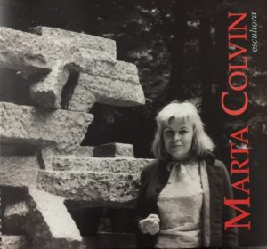 Libro Marta Colvin Escultora