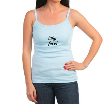 Hedda House Gift Guide // I'Thy Face t shirt