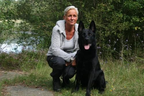 Hedeforsens J-Rurik (Lakrits) och Metha Andersson