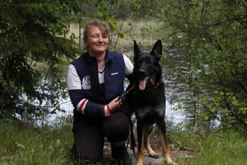 Hedeforsens Qi och Asta Egerlind