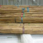 garden bamboo canes and garden supplies from hedgehogs nursery