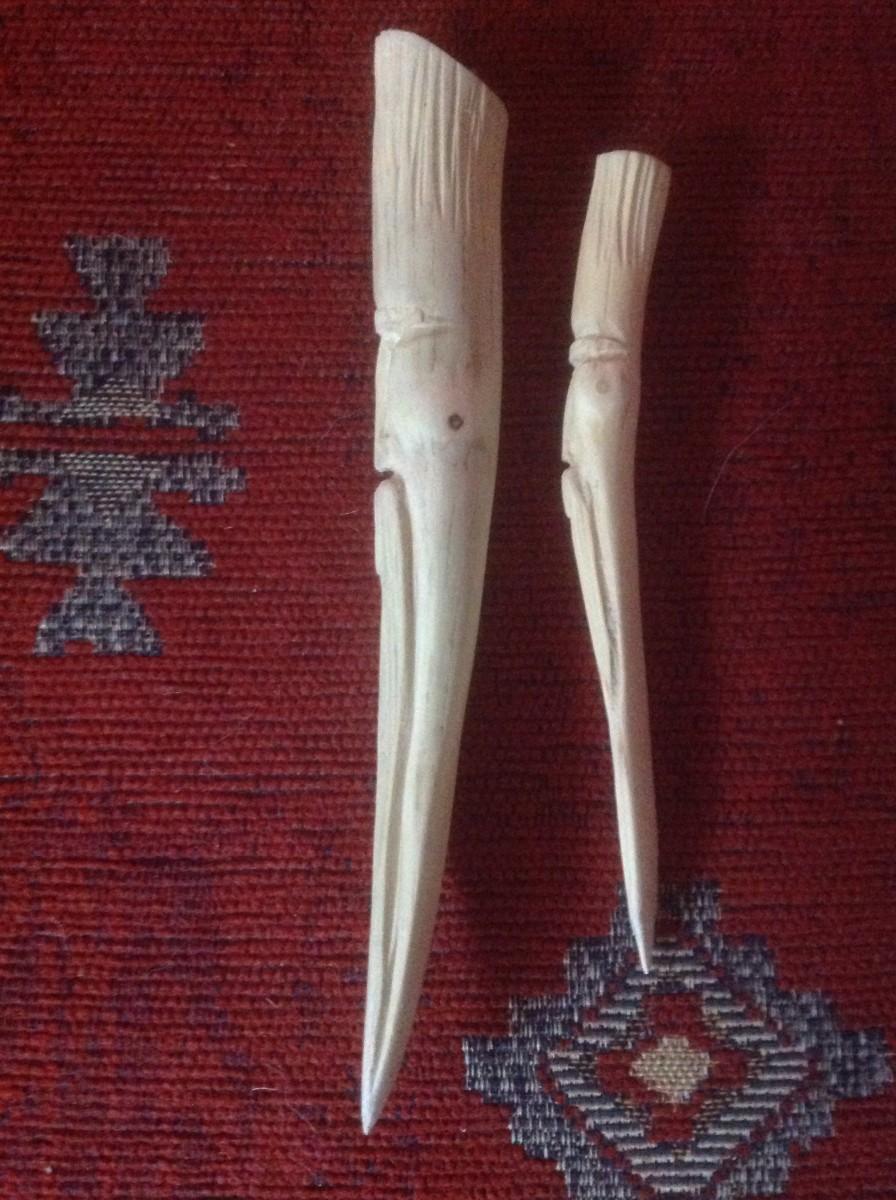 Beech Wood Tamper, White Thorn Tamper