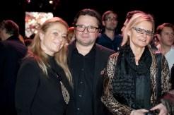 Beatrix und Oliver Drenning, In-Cafe im südsteirischen Leibnitz, und Hedi Grager auf der Berliner Fashion Week 2014