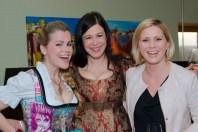 Evelyn Rille, Natalia Ushakova , Johanna Setzer (Foto Reinhard Sudy)