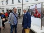 Walter Luttenberger im Gespräch mit Reinhard Sudy (Foto Hedi Grager)