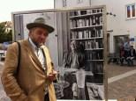 Robert Sackl-Kahr besucht wieder einmal seine Heimat (Foto Hedi Grager)