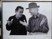 Heinz Pachernegg fotografierte Mathias Grilj und Walter Felber (Foto Reinhard Sudy)