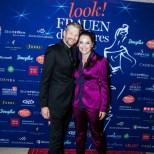 Schauspieler Kai Wiesinger und Desiree Nosbush (Foto Stefan Joham)