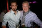 Daniel und Gerry Edelsbrunner (Foto Christina Dow)