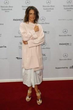 Minx by Eva Lutz Show - Mercedes-Benz Fashion Week Berlin Autumn/Winter 2015/16 (Fotos Getty Images/Franziska Krug)